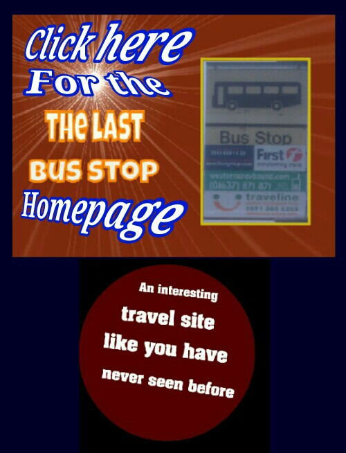 The last bus stop a travel site like you have never seen before