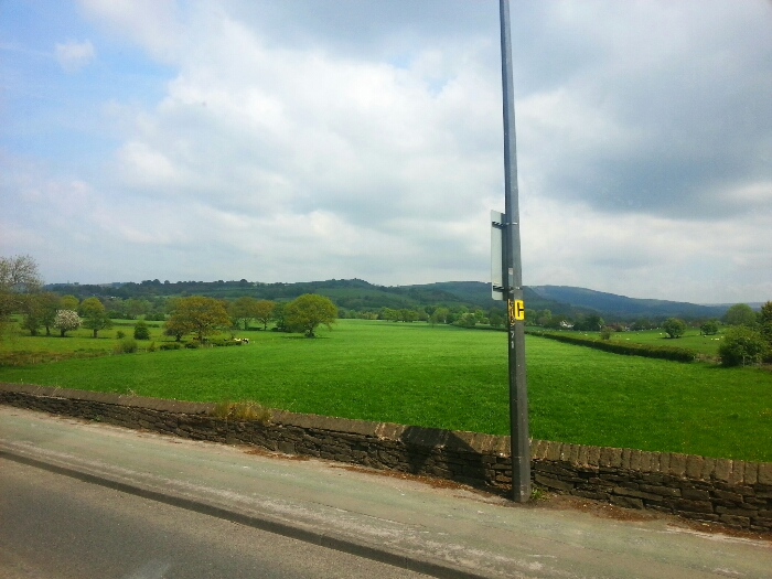 Passing through Sutton Macclesfield