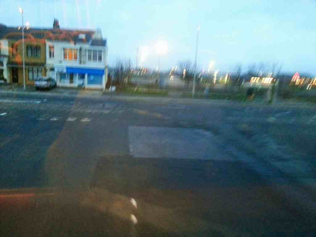 Junction of Station Rd and Lytham Road Blackpool