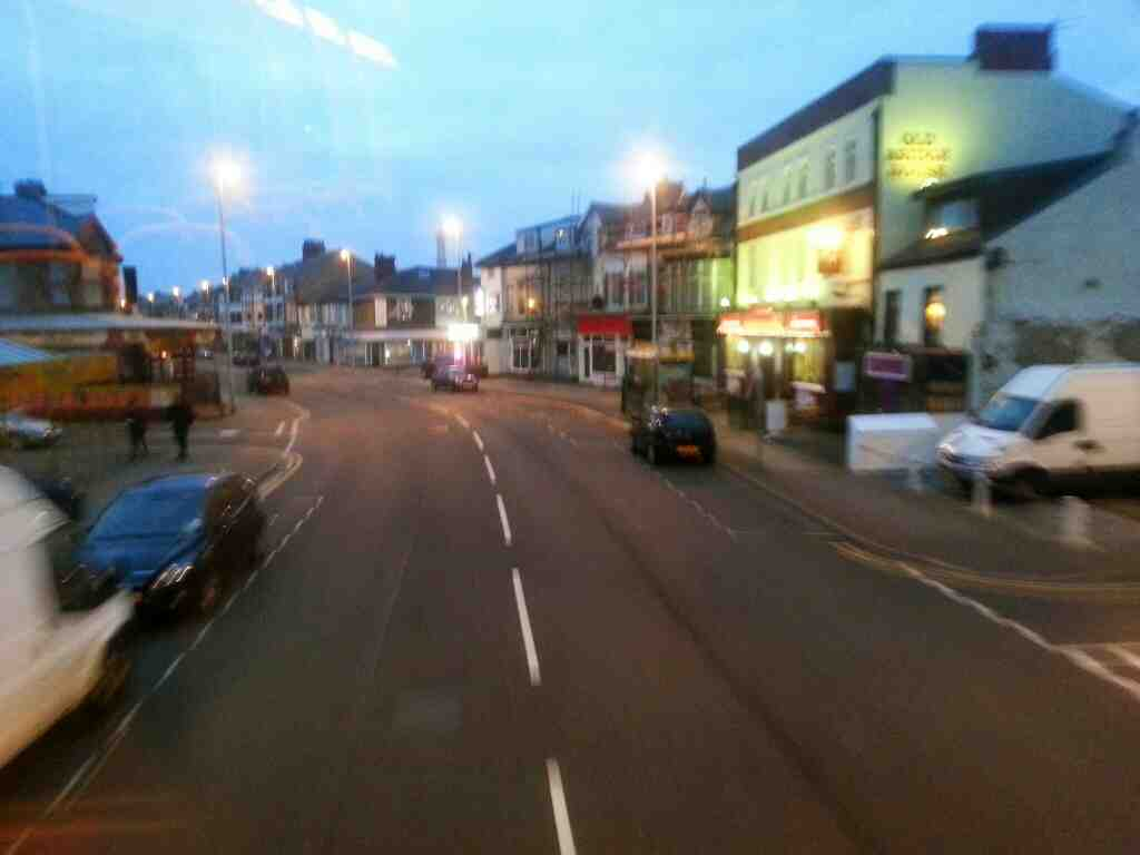 Lytham Rd Blackpool Lancashire UK