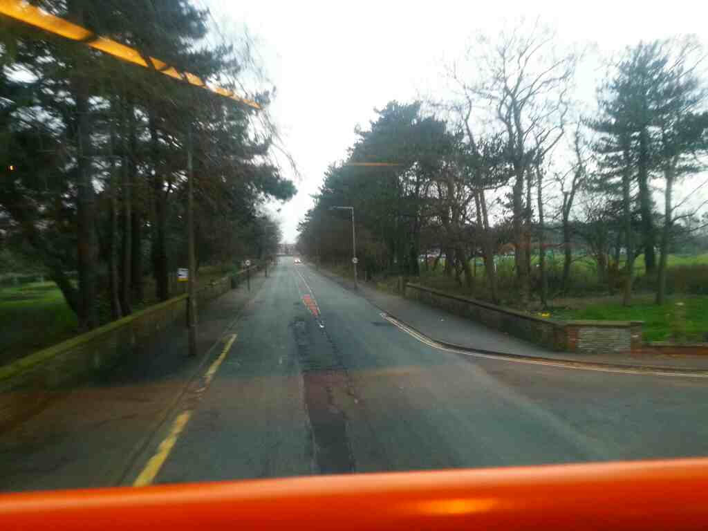 Church Rd Lytham St Annes off a 68 bus