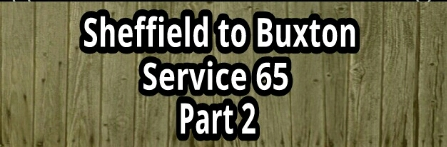 Sheffield to Buxton service 65