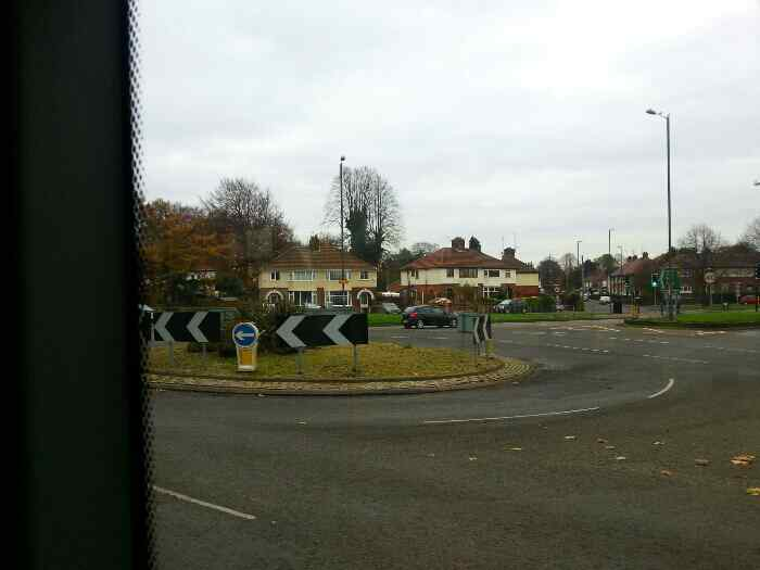 Blue Peter Roundabout Alvaston Derby