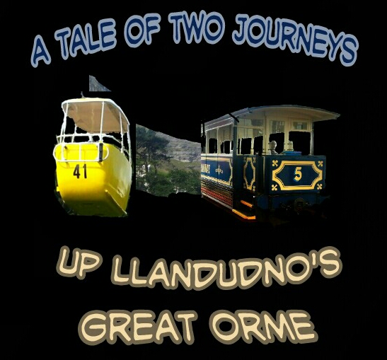 A tale of two journeys up Llandudno Great Orme