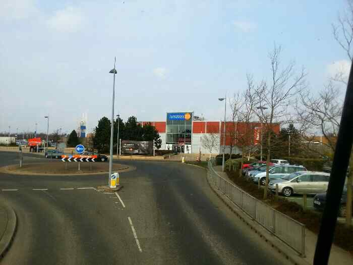 Junction 32 Shopping village