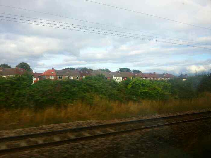 Between West Allerton and Mossley Hill