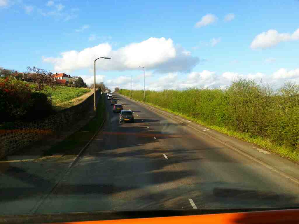 Chapeltown Rd Sheffield off a 265 bus