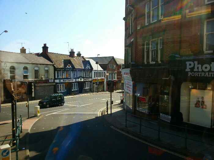 Holywell Street Chesterfield Derbyshire