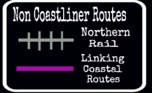Non Coastliner Routes..