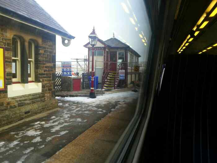 Garsdale Station formerly called Hawes Junction