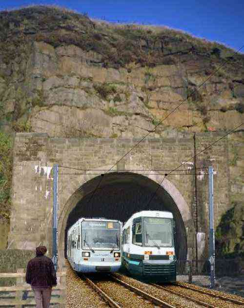 Woodhead Tunnel, Former Sheffield to Manchester railway route