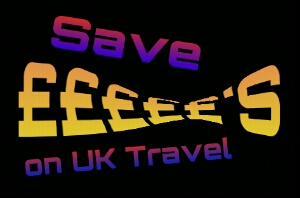 Save pounds on British travel